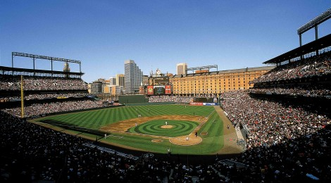 Camden Yards Field