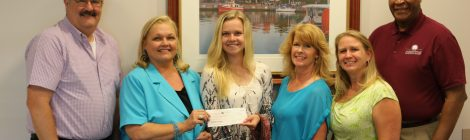 Lindsay Jones Scholarship Winner