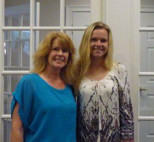 Lindsay and Susan Jones
