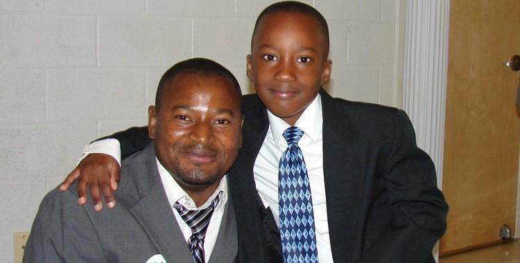 Sesan Mudashiru, 2013 Scholarship Recipient