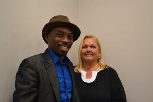 Senan and Deb Carter