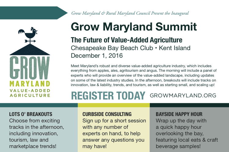 Grow MD Summit
